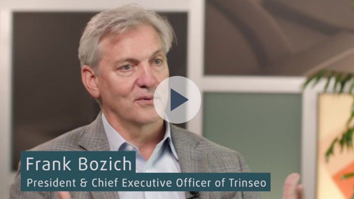 Video Thumbnail of Trinseo's President and CEO, Frank Bozich